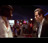 "Pulp Fiction - Uma Thurman & John Travolta in ""You Never Can Tell"" - Chuck Berry (HD)"