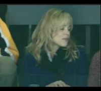 Rachel McAdams at the Leafs Game