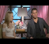 Rachel McAdams & Channing Tatum talk 'The Vow'
