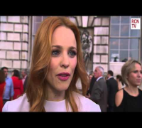 Rachel McAdams Interview About Time Premeire