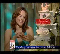 Rachel McAdams interview for Wedding Crashers