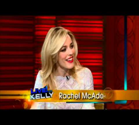 Rachel McAdams - Live! with Kelly | Jan 31, 2012 [HD]
