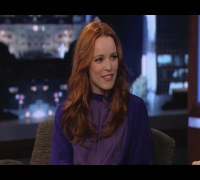 Rachel McAdams on Jimmy Kimmel Live PART 3