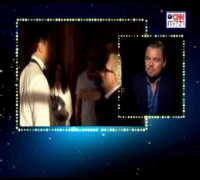Rajeev Masand interview with Leonardo DiCaprio