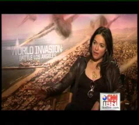 Rajeev Masand interview with Michelle Rodriguez