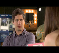 Rapid Fire: Zooey Deschanel And Andy Samberg