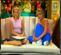 RARE Britney Spears 1999 MTV UK Interview