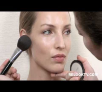 RelookTV.com - Kate Moss Look Make-up Tutorial : Phase 1 of 4