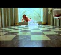 Resident Evil (2002) Opening Scene Milla Jovovich