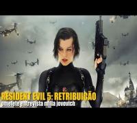 Resident Evil 5: Retribuição | Omelete Entrevista Milla Jovovich