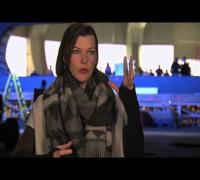 Resident Evil 5 (Retribution) - Interview mit Milla Jovovich (Alice) - Kinostart: 20.09.2012
