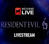 Resident Evil 6 Live Stream with Misti Dawn and Prizes!