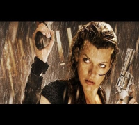 """RESIDENT EVIL: Afterlife"" Milla Jovovich 