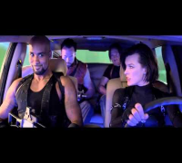 Resident Evil- Retribution Bloopers (HD) with Milla Jovovich