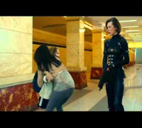 Resident Evil : Retribution Featurette Clones : Good Rain & Bad Rain (Michelle Rodriguez)