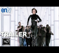Resident Evil Retribution Official Trailer 2 [HD]: Milla Jovovich Vs Umbrella Corp