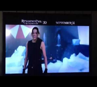 Resident Evil : Retribution TV SPOT #3 with Michelle Rodriguez