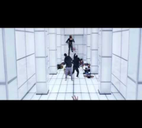Resident Evil: Retribution | Zombie Fight Scene | Milla Jovovich | Alice [HD]