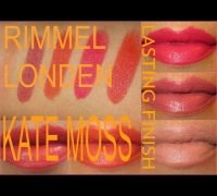 Review | Lasting Finish by Kate Moss | Rimmel Londen