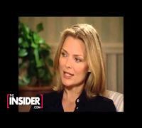 Rewind Michelle Pfeiffer on Kissing Clooney