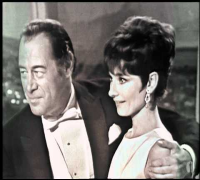 Rex Harrison winning Best Actor