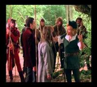 Rik Mayall & Kate Moss - Robin Hood & Maid Marian [eng dub/sub]