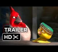 Rio 2 TRAILER 2 (2014) - Anne Hathaway, Jesse Eisenberg Movie HD