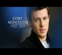 RIP - Cory Monteith (Finn Hudson - Glee) [1982 - 2013]