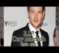 R.I.P. Glee's 'Finn Hudson' -- Photos of Cory Monteith Days Before Death
