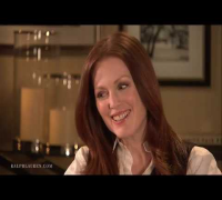 RLTV Interview: Julianne Moore Discusses Her New Children's Book