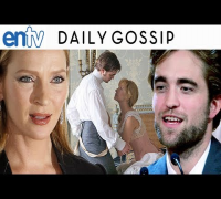 Robert Pattinson Flirts With Uma Thurman After Getting Back With Kristen Stewart: ENTV