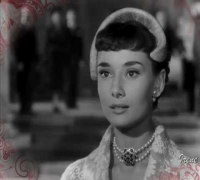 Roman Holiday. Audrey Hepburn & Gregory Peck