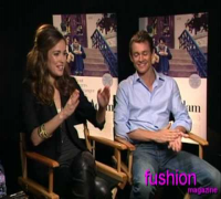 Rose Byrne and Hugh Dancy interviews for ADAM