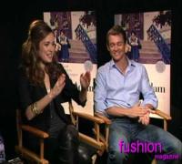 Rose Byrne and Hugh Dancy interviews for ADAM