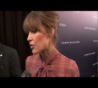 "Rose Byrne (""Damages"", ""Get Him To The Greek"") at Tommy Hilfiger Fashion Show"