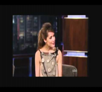 Rose Byrne June 3 2010Jimmy Kimmel Live