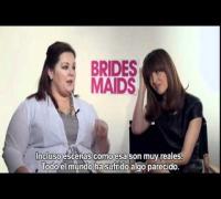 Rose Byrne & Melissa McCarthy - La boda de mi mejor amiga (Bridesmaids)