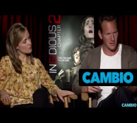 Rose Byrne, Patrick Wilson Talk Insidious 2 | Cambio Interview