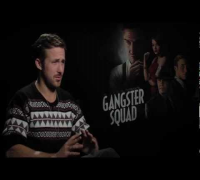 Ryan Gosling Talks Emma Stone in Gangster Squad!