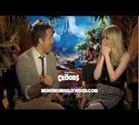 Ryan Reynolds & Emma Stone interview for MonsieurHollywood.com