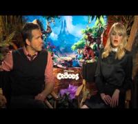 Ryan Reynolds & Emma Stone INTERVIEW