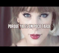 Sad Beautiful Tragic - Taylor Swift (Subtitulado al español)