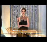 SAG Awards - Best Female Actor in a Supporting Role - Anne Hathaway
