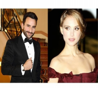 Saif Ali Khan To Love Natalie Portman On Screen - Bollywood Hot