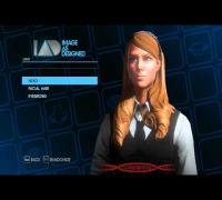 Saints Row IV: Amy Adams (Man of steel) - Character Creation № 163