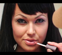 SALT Angelina Jolie Makeup Tutorial