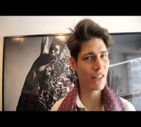 Sam Way - Models with Kate Moss and TOPMAN