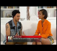 Samantha Jade - Bleeding Love (Leona Lewis) - Judges Home with Alicia Keys 11-09-2012 (HQ)