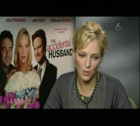 Sarina Bellissimo interviews Uma Thurman