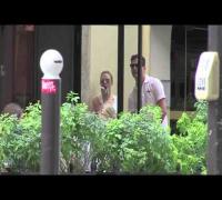Scarlett Johansson and new boyfriend spotted in Paris